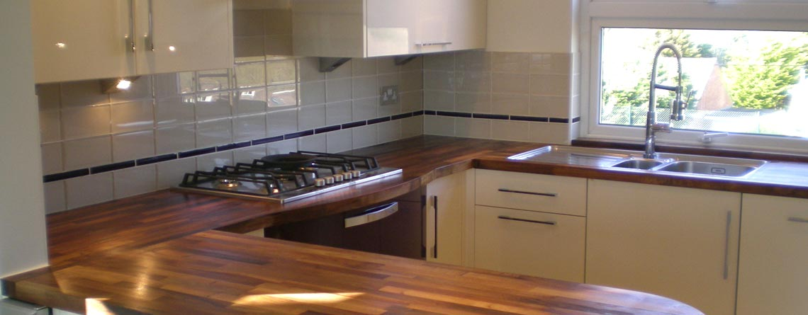 Kitchen installer in the Lymington and New Forest area