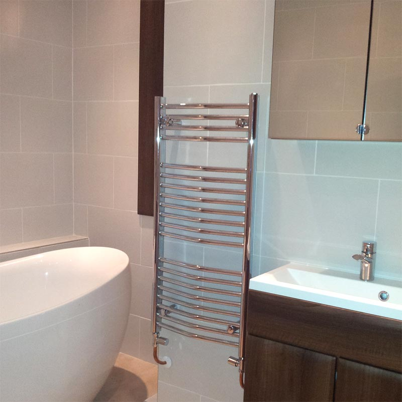 Lymington Bathroom fitter and installer